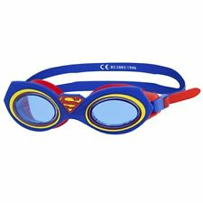 ZOGGS DC Super Heroes SUPERMAN Character One Piece Goggles, up to 14 YEARS, CHIL
