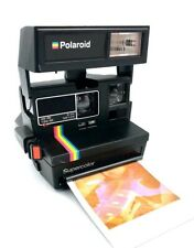 Polaroid 635 CL SuperColor Camera, Using 600 Film instant camera - Working