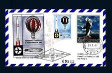 SAN MARINO - 1966 - Europa - Nostra Signora d'Europa su FDC Venetia