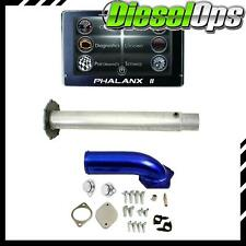 Spartan Touch Tuner DO EGR/DPF Delete Pipe Kit for Powerstroke 6.4L