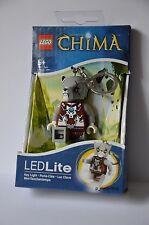 LEGO Worriz Legends of Chima LED Key Lite - Key Ring