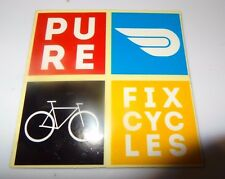Pure Fix Cycles decal #2
