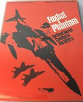SPI Foxbat & Phantom Strategy Board Game Punched,Vintage Tactical Aerial