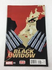 Black Widow #15 April 2015 Marvel Comic Book