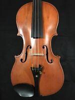 c.1890-1920 Jacobus Stainer 4/4 Full Size Violin Vintage Old Antique Fiddle
