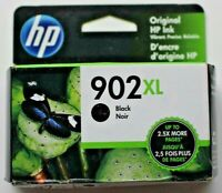 HP 902XL High-Yield Black Ink Cartridge (T6M14AN) - EXP 2022