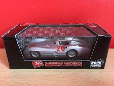 Brumm R280B Mercedes W196C GP Francia 1954 #20 Karl Kling 1:43