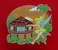 Disney Enamel Pin Badge Tinker Bell Tree House Villas Resort Vacation Club 2010