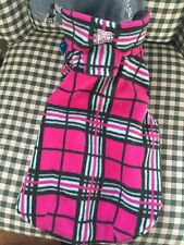 RC Pet Products Whistler Winter Wear V.2 Dog Coat, Size 22, Raspberry Tartan new