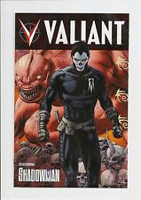VALIANT COMICS FALL 2012 PREVIEW EDITION #2 NM/MT 9.8 FEATURING SHADOWMAN