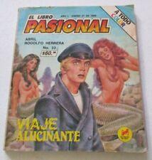 1986 PASIONAL comic sexy women FICTION MERMAID SIREN sirena SAILOR aquarius SEA