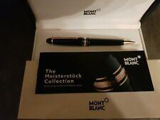 Montblanc Meisterstück 90 Years Legrand 161 Kugelschreiber RedGold ballpoint pen