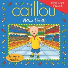Caillou: New Shoes (Playtime)