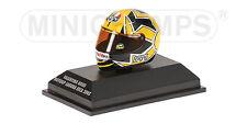 AGV Helmet V.Rossi MotoGP Laguna Seca 2005  397050096 1/8 Minichamps