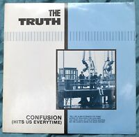 "The Truth – Confusion (Hits Us Every Time) 7""– TRUTH 1 – VG"