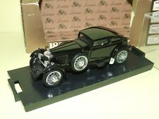 BENTLEY SPEED SIX 1928 Noir BRUMM R185