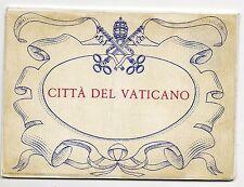 1983 VATICANO CARTOLINA BASILICHE ANNO SANTO SERIE IN FOLDER B/6924