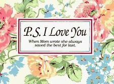 P. S. I Love You by H. Jackson, Jr. Brown (1990, Paperback, Reprint)