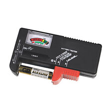 Universal Battery Tester Checker AA, AAA, 9V PP3, 4SR44 (6V) 1.5V Button Cells