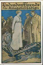 Ludendorff- Spende für Kriegsbeschäftige German Veterans RL.331