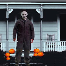 """1/6 Halloween Backdrop 15""""x15""""- Ideal for 1/6 Michael Myers Figure"""