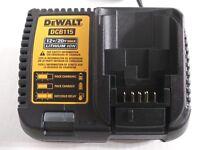 DEWALT DCB115 12V to 20V Max Li-Ion Battery Charger Replace DCB101 DCB100 DCB107