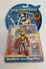 Mega Man NT Warrior HeatGuts Style Megaman Figure