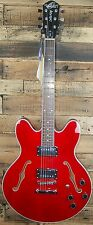 Oscar Schmidt by Washburn OE-30 Delta King Semi-Hollow Electric Guitar NEW