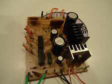 Pioneer PL-630 Stereo Turntable Parting Out Power Supply Board