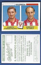 FIGURINA CALCIATORI PANINI 1994/95 - NUOVO/NEW N.545 PULPITO/.. - VICENZA