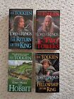 LOTR 4 Books from Lord Of The Rings, J.R.R. Tolkien (#1320)