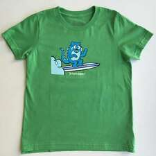 YO GABBA GABBA Green Toodee Surfing Shirt RARE Official Website Exclusive NEW 2T