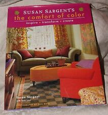 1994 First Susan Sargent's The Comfort of Color Inspire Transform Create ROTH