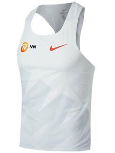 Nike NN Aeroswift Singlet Running Team Edition Kipchoge CW1253-100
