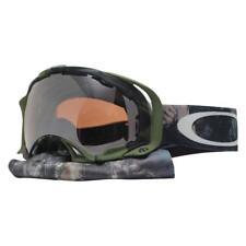 Oakley 57-070 TERJE HAAKONSEN SPLICE VR28 Black Iridium Mens Snow Ski Goggles .