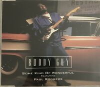 BUDDY GUY FEAT PAUL RODGERS : SOME KIND OF WONDERFUL - [ CD MAXI ]