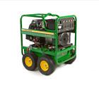 John Deere Industrial Series Generator on Wheel Mount #AC-G14010H-E