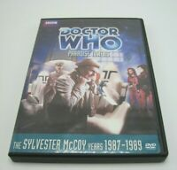 Doctor Who Sylvester McCoy Years 1987-89 Paradise Towers DVD Story #149
