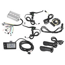 1500W 36/48V Brushless Motor Controller LCD Panel Steuereinheit E-Bike E-Scooter