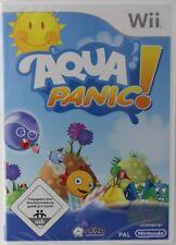Aqua Panic! para Nintendo Wii nuevo juego para niños y adultos