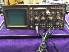 Vintage FAA Philips 100 MHz Dual Channel Bench CB Oscilloscope PM3267 - Tested