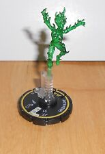 HERO CLIX - DC  COLLATERAL DAMAGE - GREEN FLAME  - FIGURE #25 - NO CARD  ROOKIE
