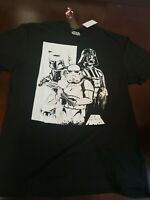 STAR WARS DARTH VADER VFIFTHSUN T-SHIRT SIZE L BRAND NEW WITH TAGS FREE SHIPPING