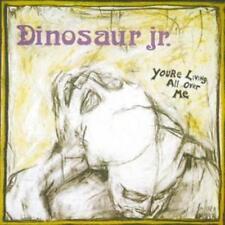 Dinosaur Jr. : You're Living All Over Me CD Bonus Tracks  Remastered Album