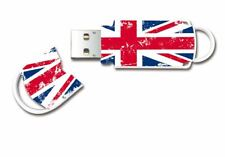 Integral USB 2.0 Expression Flash Drive - 32GB UNION JACK INFD32GBXPRUNIONJ