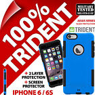 Neuf Trident Aegis Coque Protectrice+Protège Écran pour Apple iPhone 6 / 6S