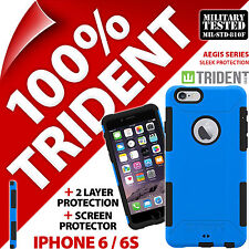 Trident Aegis Case for iPhone 6 - Blue