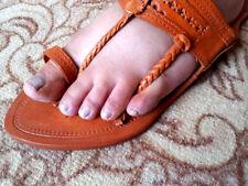 Mens 11 Handmade leather sandal Leather Mojari Kolhapuri Indian