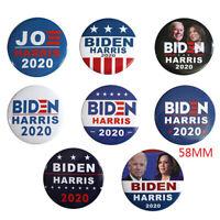 Democratic 2020 Biden Harris President Voting Brooch Badge for Outdoor XsvL YAN