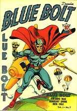 Blue Bolt Comics on DVD over 100 comics